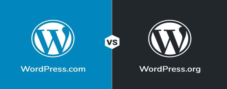 wordpress.com vs wordpress