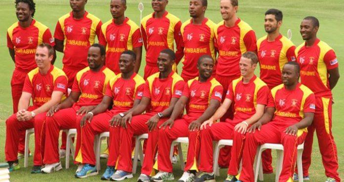 জিম্বাবুয়ে ক্রিকেট দল