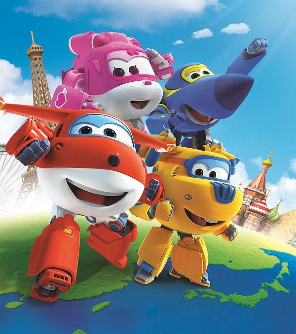 Super Wings Flies To New Broadcasters » Kidscreen