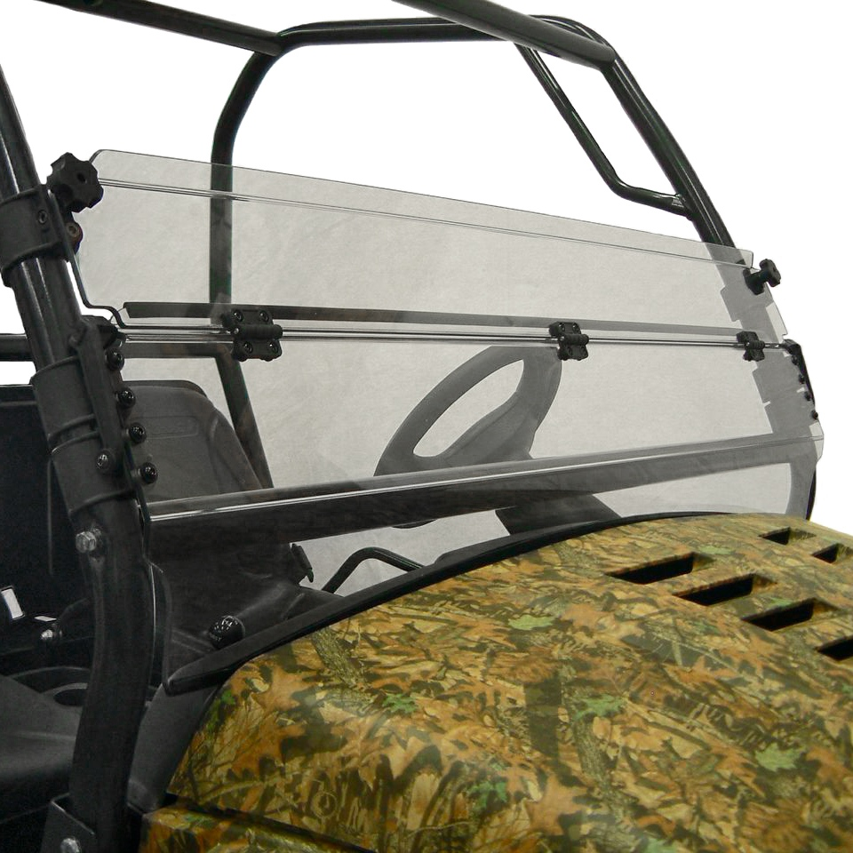 small resolution of direction 2 half folding windshield for cub cadet front n a lexan polycarbonate
