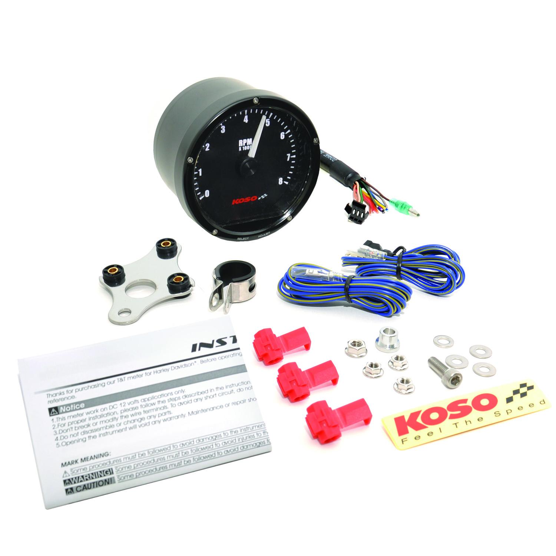 small resolution of harley davidson tachometer repair