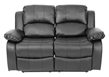 fairmont sofa laura ashley teak outdoor uk sanza 3 seater recliner leather fs inspire furniture venice 2 loveseat black faux