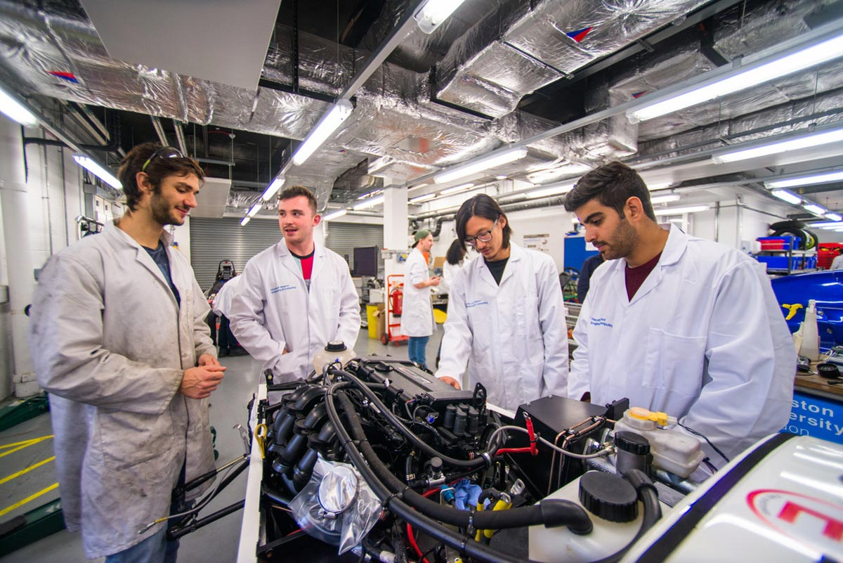 Mechanical Engineering Bsc(hons) Degree Course For 2018
