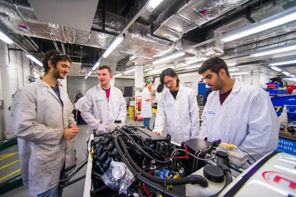 Automotive Engineering Bsc Hons Degree 2018
