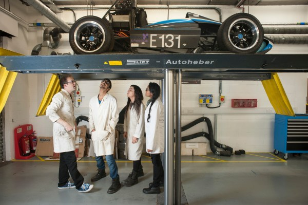 Automotive Engineering Lab - Roehampton Vale Virtual
