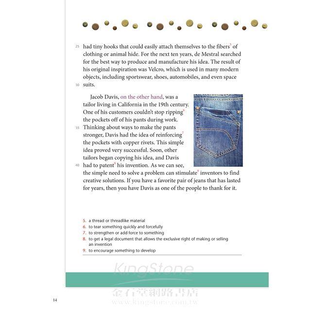 金石堂網路書店-要你英文閱讀測驗拿滿分 基礎篇