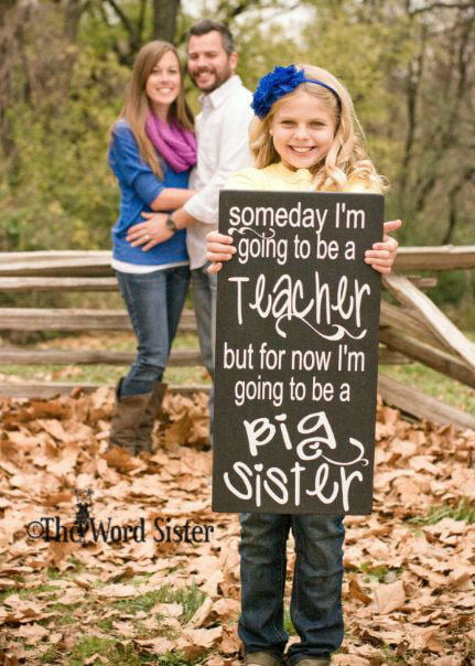 sibling announcement ideas 10