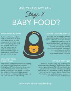 Stage baby food also ready for care rh