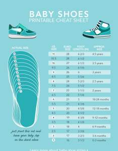 The shoes you purchase shouldn   need to be broken in worn they should fit comfortably from start also baby shoe sizes what know care rh