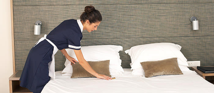 9 Cleaning Tips From Hotel Housekeepers  Carecom Community