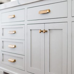 Hardware For White Kitchen Cabinets Home Depot Tiles Top Styles To Pair With Your Shaker Gray And Drawers Brass Bin Pulls Knobs