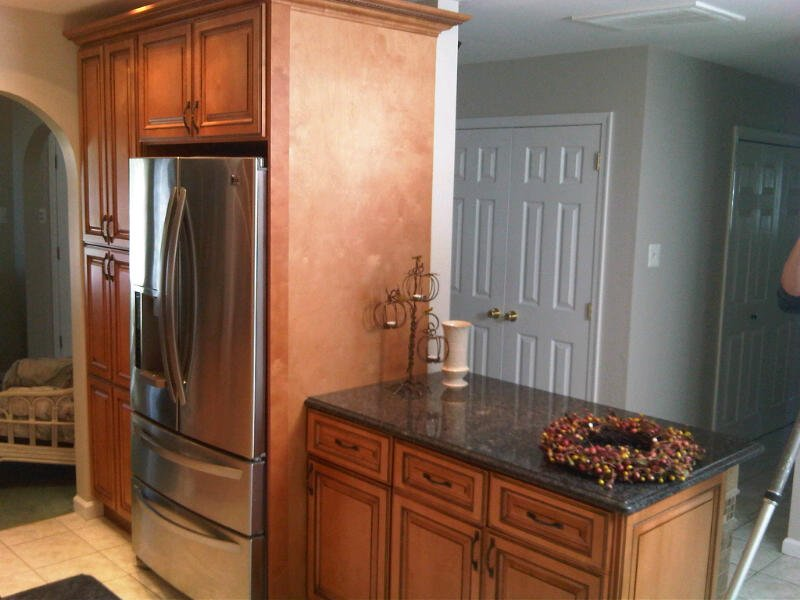 Sandstone Rope Kitchen  Bathroom Cabinet Gallery