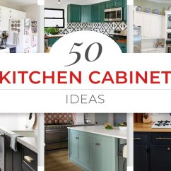 Kitchen Cabinets Stores Black Metal 50 Cabinet Ideas For 2019