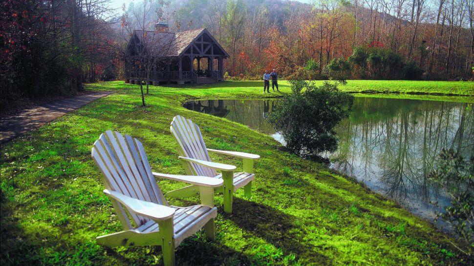 Blackberry Farm Maryville Tennessee