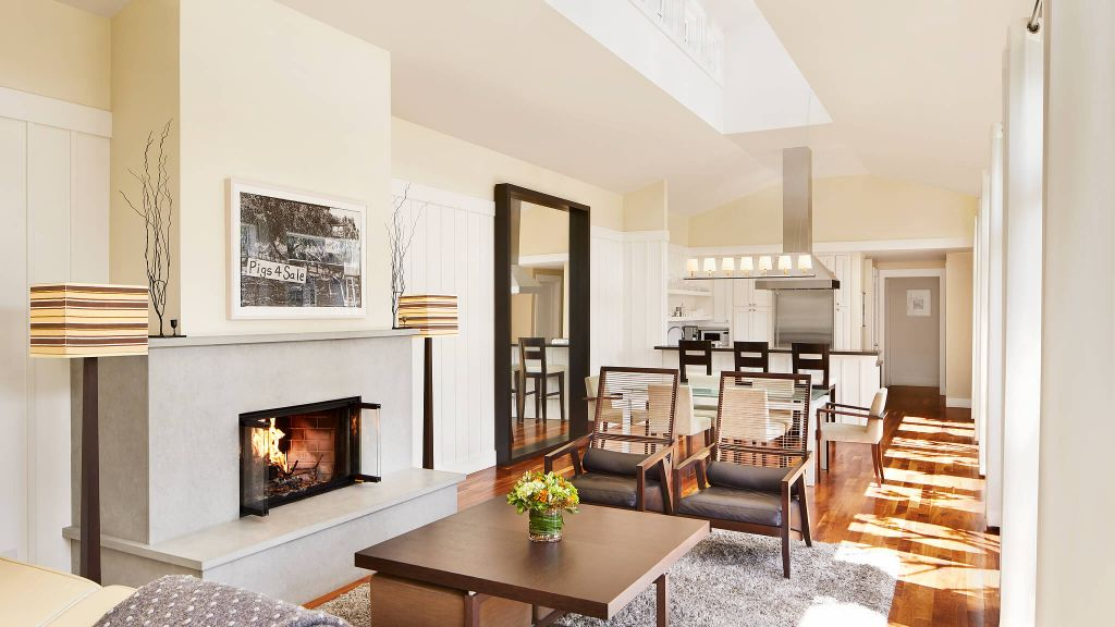 wine country living room home decor carneros resort and spa napa valley sonoma california