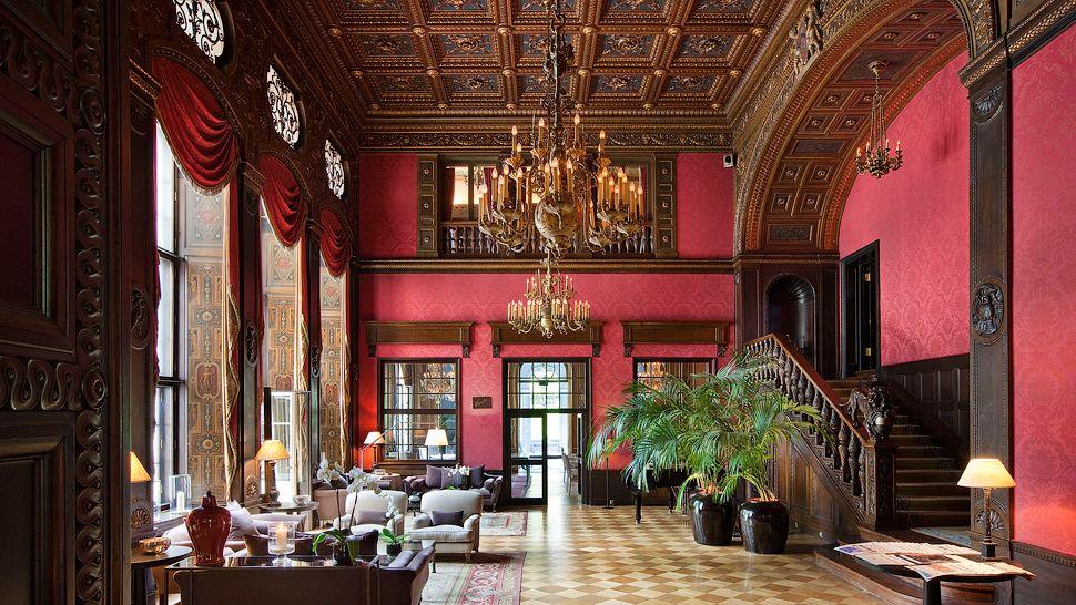 Patrick Hellman Schlosshotel Berlin Germany