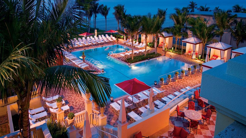 Acqualina Resort  Spa on the Beach Miami Florida