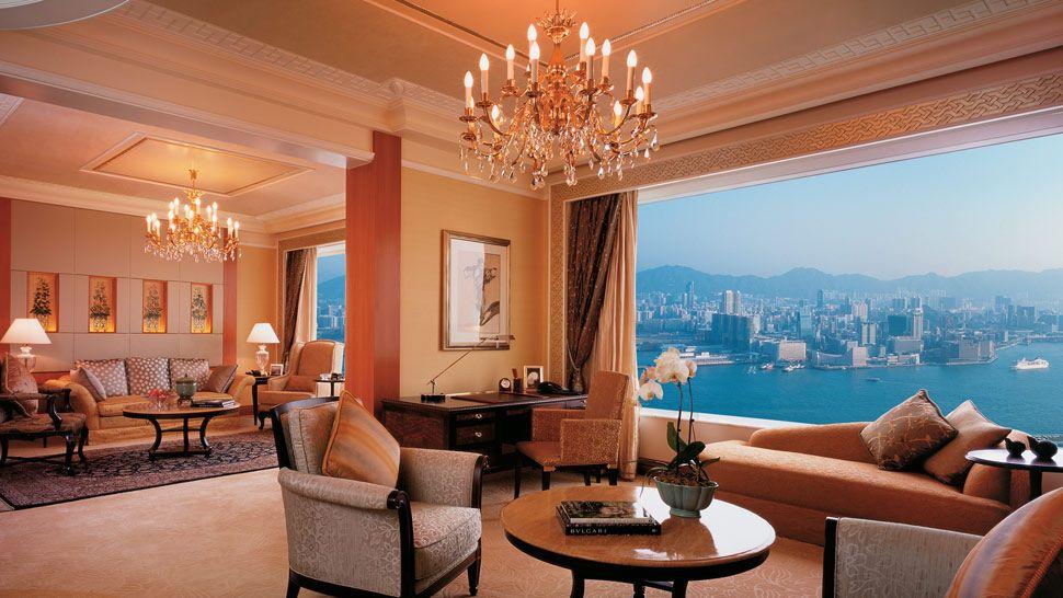 Island Shangri La Hong Kong Hong Kong SAR China