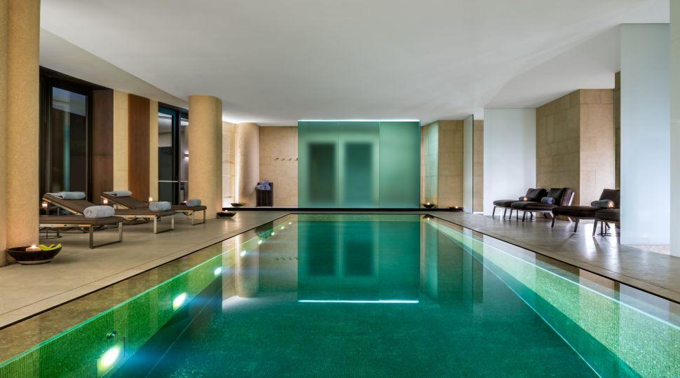 Bulgari Hotels  Resorts Milano Lombardy Italy