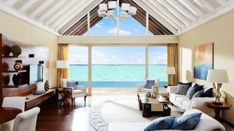 Taj Exotica Resort Spa Maldives Emboodhu Finolhu Island