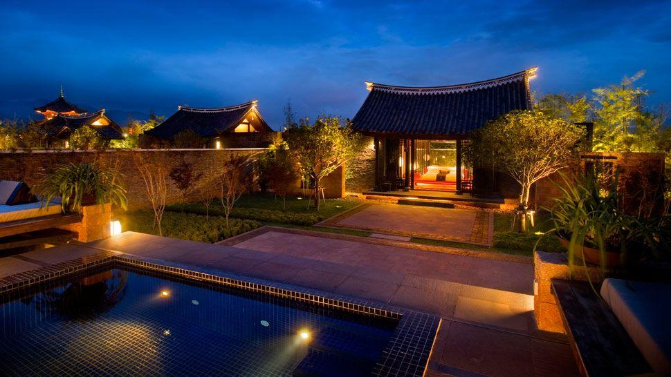 Banyan Tree Lijiang Yunnan Province China