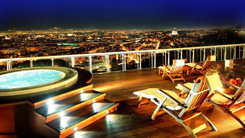 Rome Cavalieri Waldorf Astoria Hotels  Resorts Lazio Italy