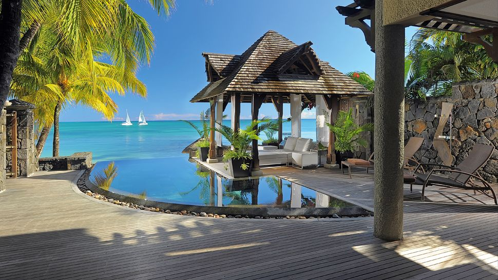 Royal Palm Hotel Grand Baie Mauritius