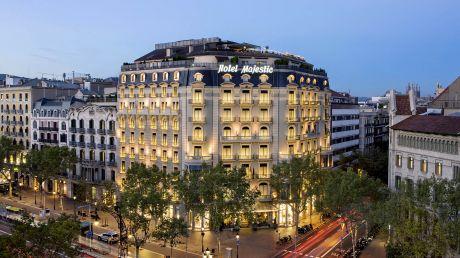 Majestic Hotel And Spa Barcelona Barcelona Catalonia