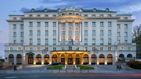 Esplanade Zagreb Hotel Zagreb Croatia