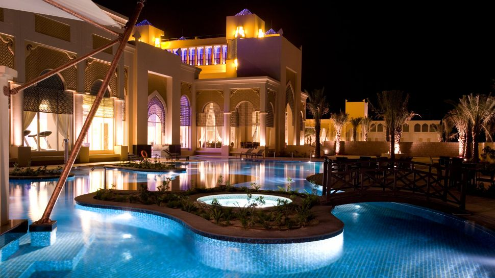 Al Areen Palace  Spa Bahrain Capital Governorate