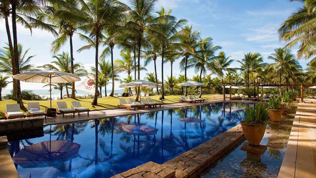 Txai Resort Bahia Brazil