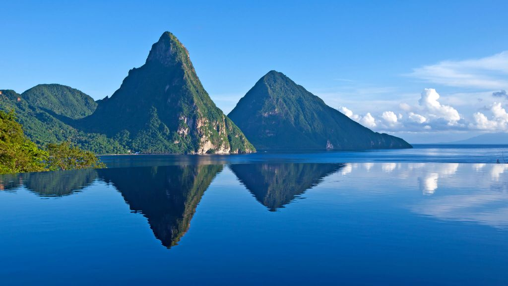 Jade Mountain Soufriere Soufrire