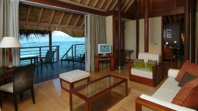 Intercontinental Bora Bora Resort & Thalasso Spa, Bora ...