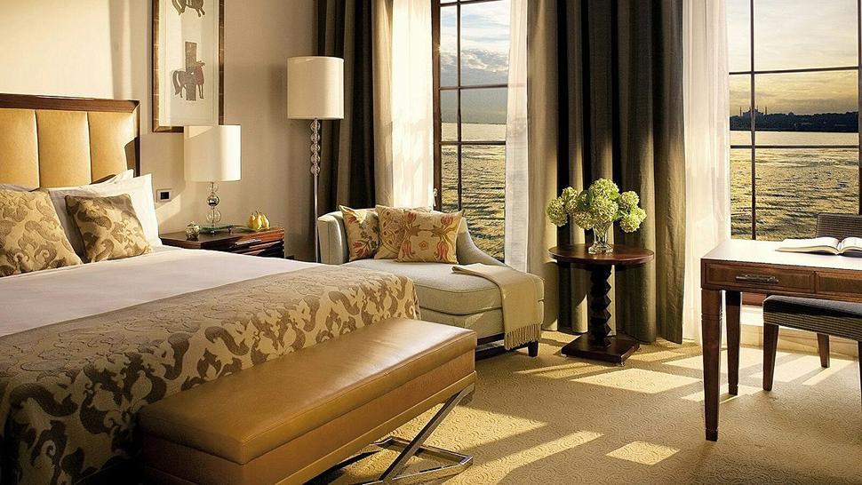 Four Seasons Hotel Istanbul At The Bosphorus Marmara Turkey