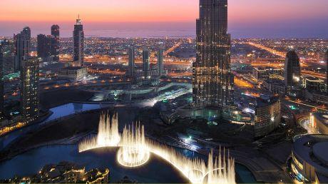 Armani Hotel Dubai Dubai United Arab Emirates