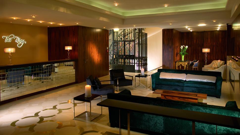 The Ring Hotel Vienna Austria