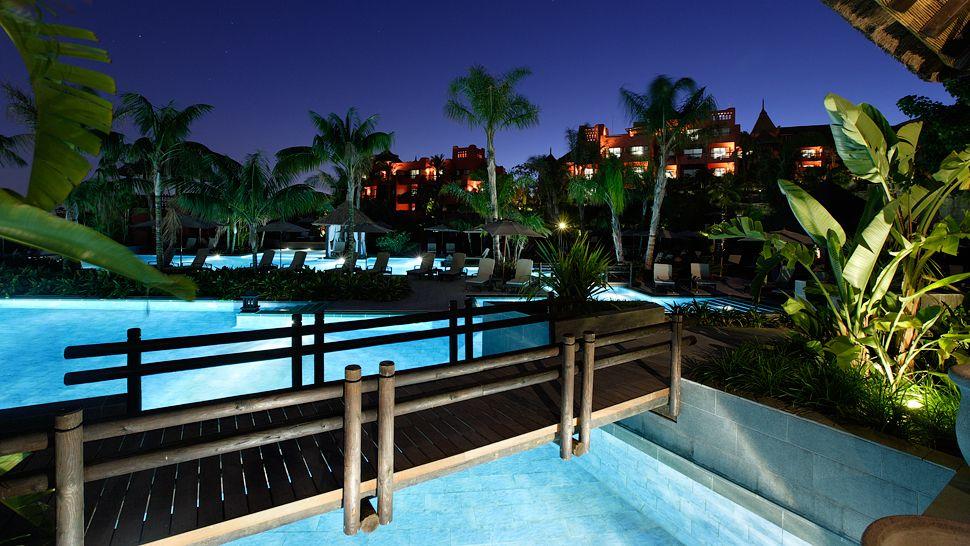 Barcelo Asia Gardens Hotel  Thai Spa Costa Blanca Alicante