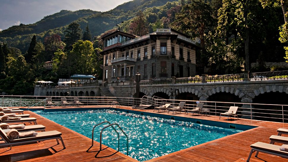 CastaDiva Resort  SPA Lake Como Lombardy