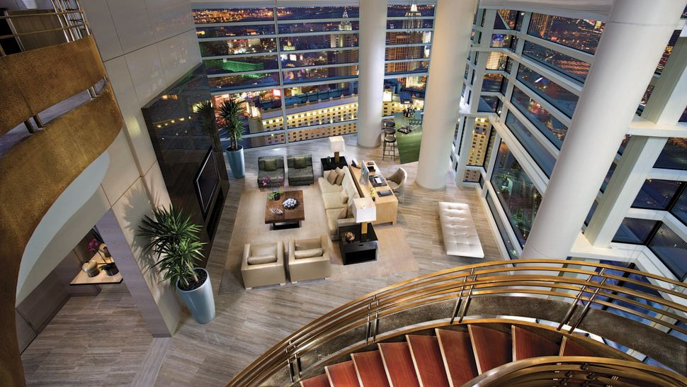 Aria Two Bedroom Penthouse