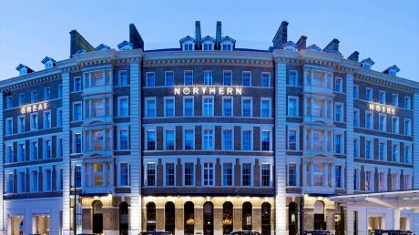 Great Northern Hotel A Tribute Portfolio Hotel London England