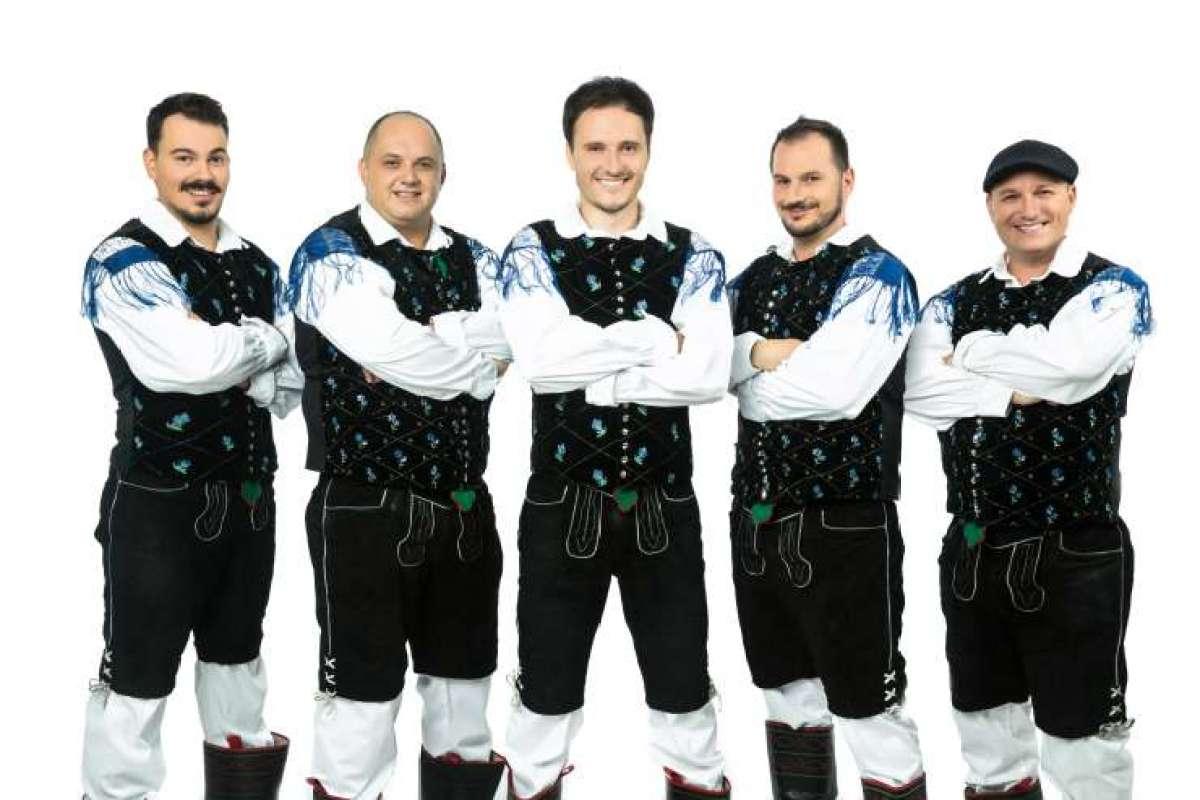 Modrijani ljubijo Slovenijo - nova pesem