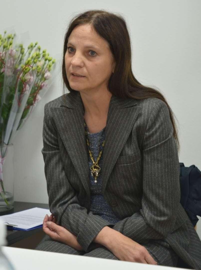 Irena Rožman.