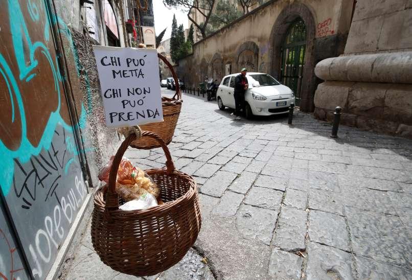 Neapelj, košara, o\'panar