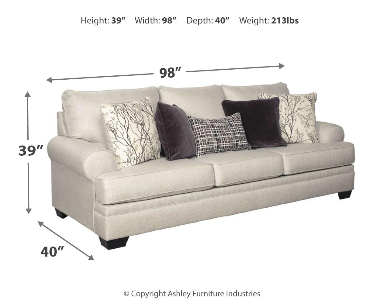 antonlini queen sofa sleeper