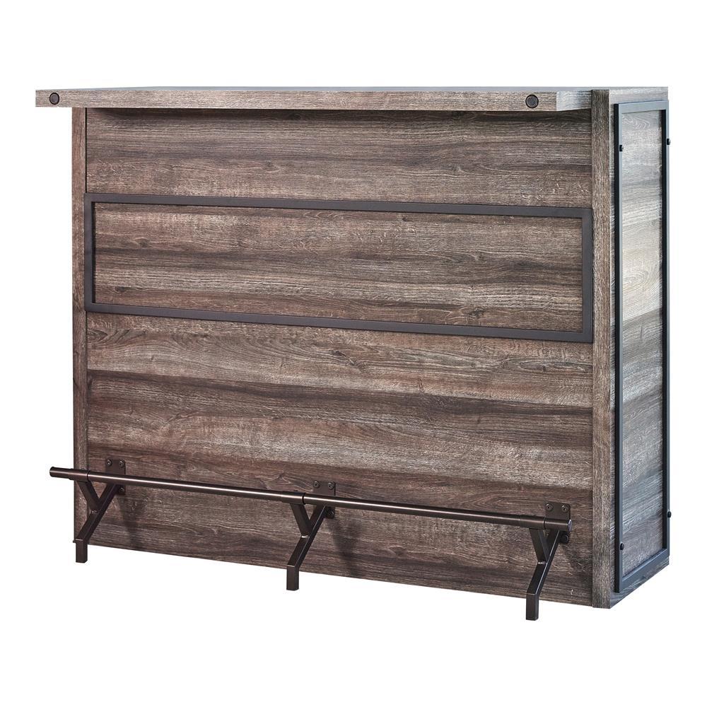 bar unit by coaster furniture 182071