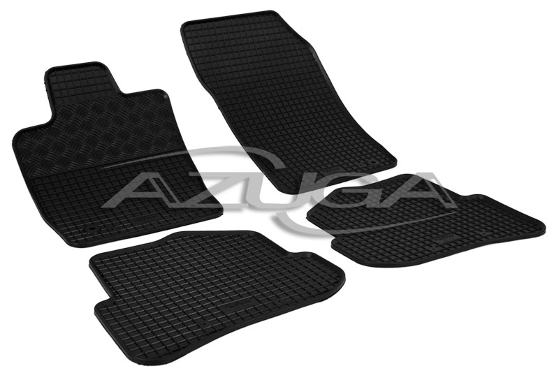 Gummimatten für Audi A1 ab 2010/Sportback ab 2011 Gummi-Fußmatten Automatten