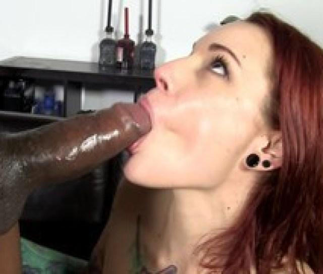 Slutty Silvia Rubi Eating A Huge Cock