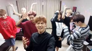 got7 dance practice lets jyp jb loose select entertainment kpop fans graba nueva