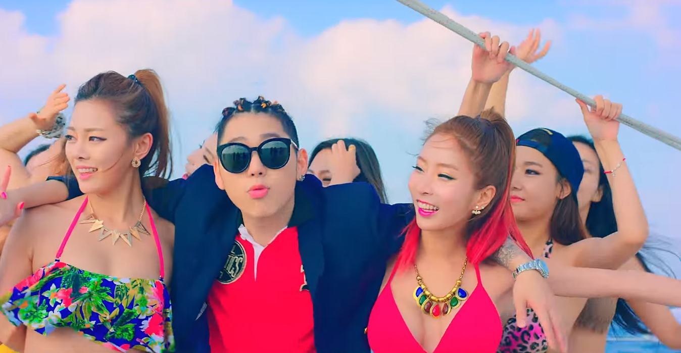 "Zico's ""Boys and Girls"" ft. Babylon MV / Seven Seasons"