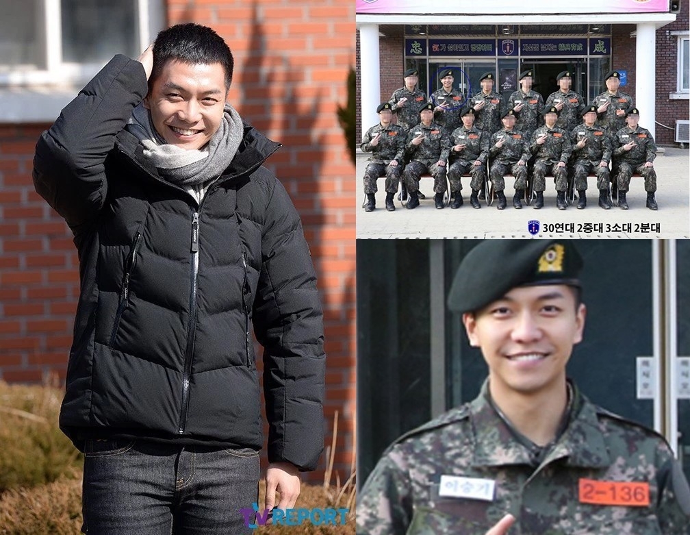 Image result for lee seung gi army